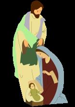 Narodil se Kristus Pán