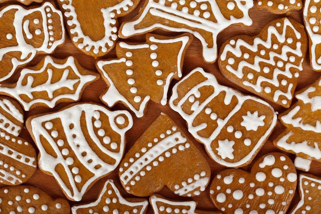 Domácí vánoční perníčky
