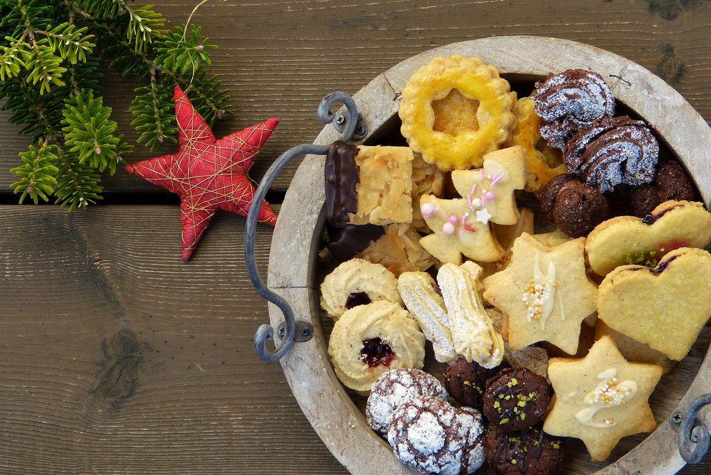 Nejlepší vánoční cukroví