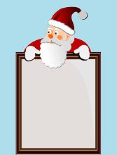 Etikety a samolepící jmenovky na vánoční dárky zdarma k tisku