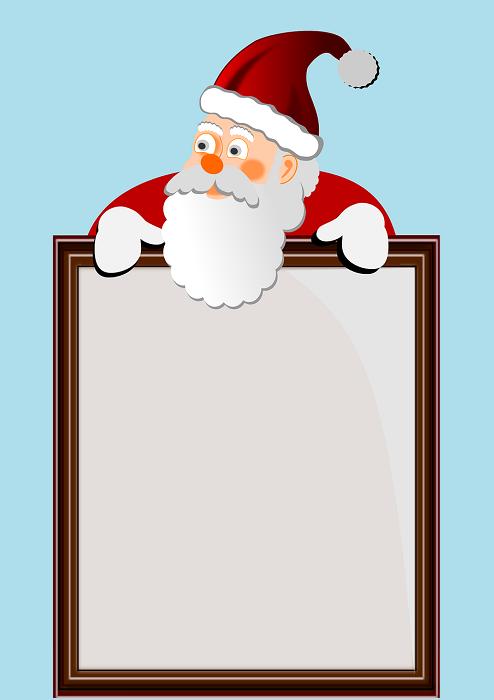 Etiketa a samolepící jmenovka na vánoční dárek zdarma k tisku