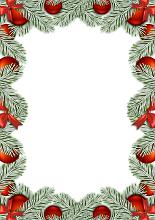 Visačky a jmenovky na vánoční dárky zdarma ke stažení